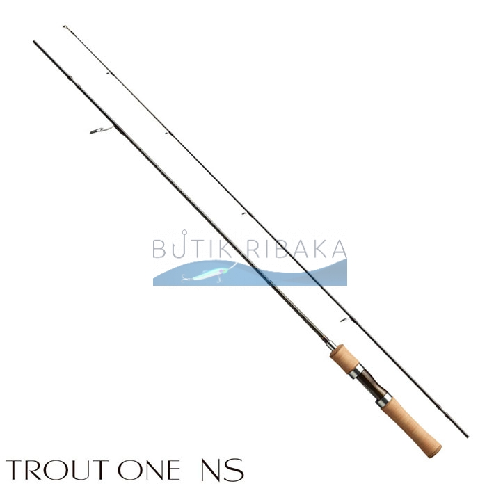 Спиннинг Shimano Trout One NS S63L