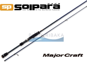 Спиннинг Major Craft SolPara SPS-862 ML