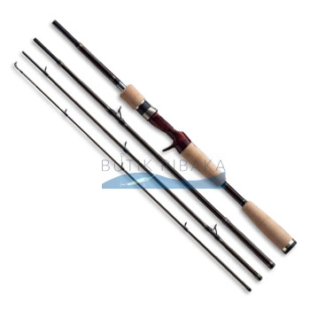 Спиннинг Major Craft Travel concept rod CKC-664M