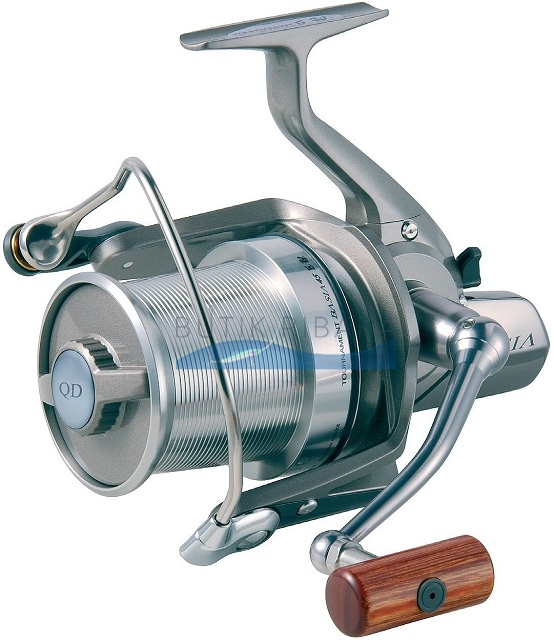 Катушка DAIWA Tournament Basia Carp QD 45A