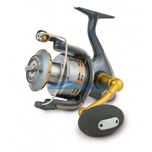 Катушка SHIMANO TWIN POWER 4000 SW-A