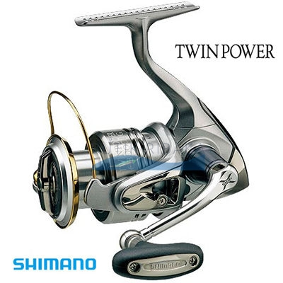 Катушка Shimano Twin Power 11' 2500