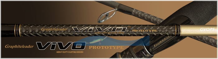 СПИННИНГ GRAPHITELEADER VIVO PROTOTYPE GVOPS-762ML