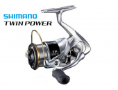 Катушка Shimano New Twin Power 15' 2500HGS
