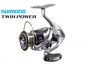 Катушка Shimano New Twin Power 15' 4000XG