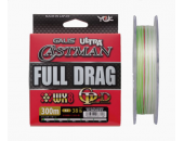 Плетеный шнур YGK Ultra Castman Full Drag #2.5