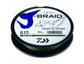 Плетеный шнур Daiwa J-Braid X4 0.15mm 270m