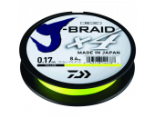 Плетеный шнур Daiwa J-Braid X4 0.17mm 270m