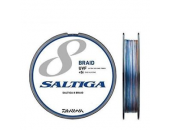 Плетеный шнур Daiwa Saltiga 8 Braid New #6 300M
