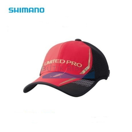 Кепка Shimano CA-122S BLD.RED F