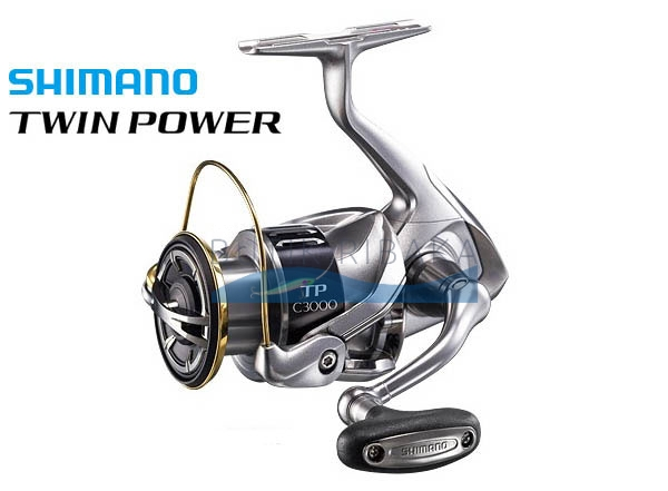 Катушка Shimano New Twin Power 15' 3000HGM