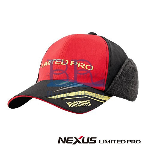 Кепка Shimano Nexus Limited Pro CA-116N Red