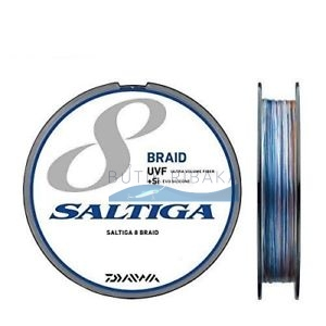 Плетеный шнур Daiwa Saltiga 8 Braid New #4 300M