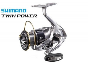 Катушка Shimano New Twin Power 15' C3000